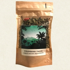Herbata zielona Strawberry Fields 50g