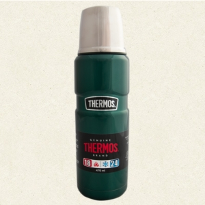 Termos 470ml - Thermos King Zielony