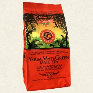Mate Green Mas Energia Guarana 400g